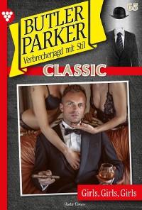 Cover Butler Parker Classic 65 – Kriminalroman