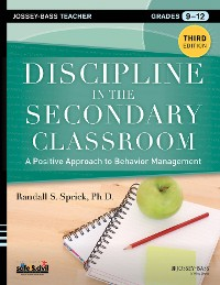 Cover Discipline in the Secondary Classroom