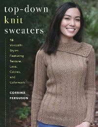 Cover Top-Down Knit Sweaters