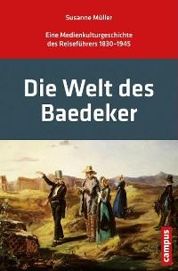 Cover Die Welt des Baedeker