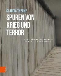 Cover Spuren von Krieg und Terror
