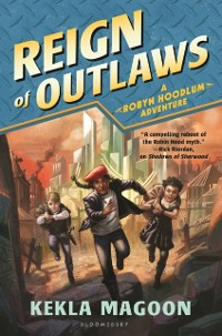 Cover Reign of Outlaws