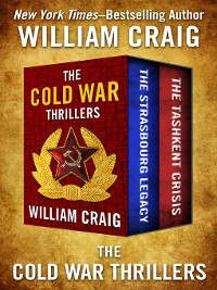 Cover The Cold War Thrillers