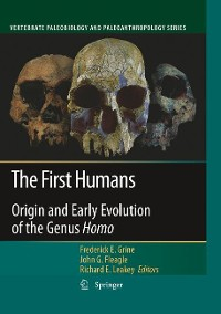 Cover The First Humans