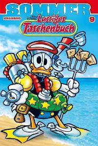 Cover Lustiges Taschenbuch Sommer 09