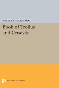 Cover Book of Troilus and Criseyde