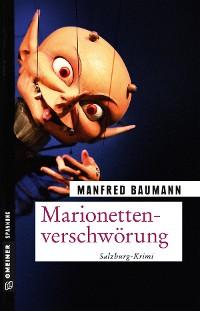 Cover Marionettenverschwörung