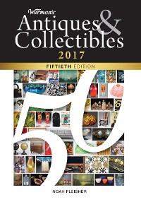 Cover Warman's Antiques & Collectibles 2017