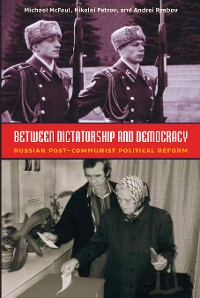 Cover Between Dictatorship and Democracy