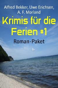 Cover Krimis für die Ferien #1