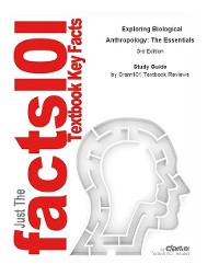 Cover Exploring Biological Anthropology, The Essentials