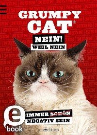 Cover Grumpy Cat Nein! Weil Nein