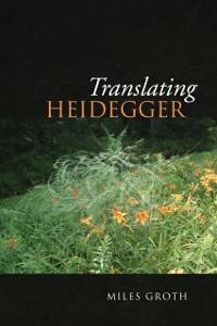 Cover Translating Heidegger