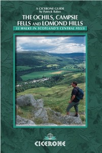 Cover Walking in the Ochils, Campsie Fells and Lomond Hills