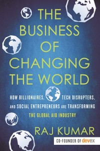 Cover Business of Changing the World