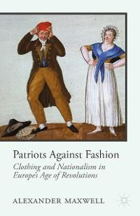 Cover Patriots Against Fashion