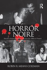 Cover Horror Noire