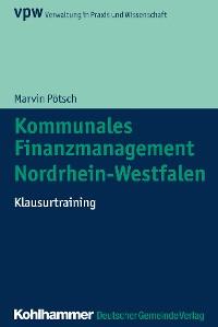 Cover Kommunales Finanzmanagement Nordrhein-Westfalen