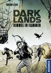 Cover Darklands - Himmel in Flammen