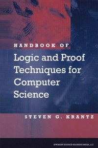 Cover Handbook of Logic and Proof Techniques for Computer Science