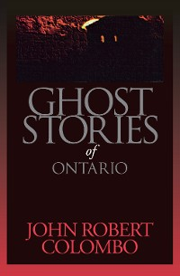 Cover Ghost Stories of Ontario