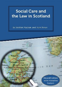 Cover Social Care and the Law in Scotland