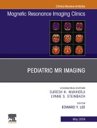 Cover Pediatric MR Imaging, An Issue of Magnetic Resonance Imaging Clinics of North America