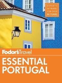 Cover Fodor's Essential Portugal