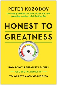 Cover Honest to Greatness