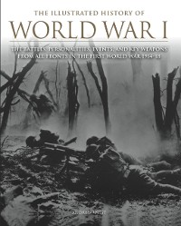 Cover Illustrated History of World War I