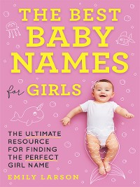 Cover The Best Baby Names for Girls