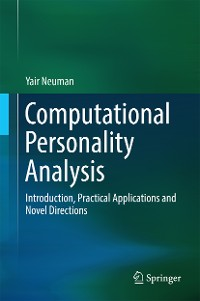 Cover Computational Personality Analysis