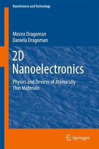 Cover 2D Nanoelectronics