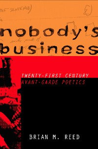 Cover Nobody's Business