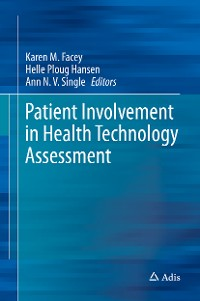 Cover Patient Involvement in Health Technology Assessment