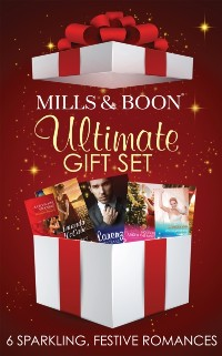 Cover Mills and Boon Christmas Set: Housekeeper Under the Mistletoe / Larenzo's Christmas Baby / The Demure Miss Manning / A CEO in Her Stocking / Winter Wedding in Vegas / Her Christmas Protector (Mills & Boon e-Book Collections)