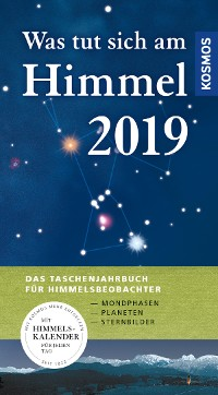 Cover Was tut sich am Himmel 2019