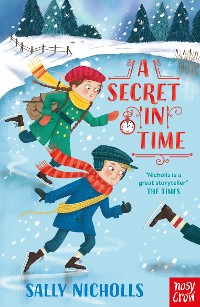 Cover A Secret in Time
