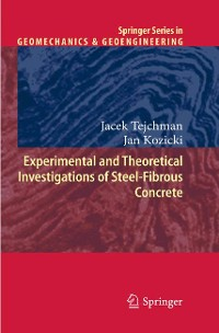 Cover Experimental and Theoretical Investigations of Steel-Fibrous Concrete