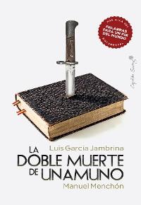 Cover La doble muerte de Unamuno