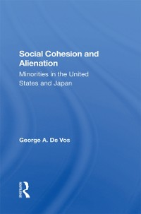 Cover Social Cohesion And Alienation
