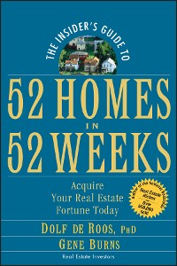 Cover The Insider's Guide to 52 Homes in 52 Weeks