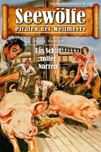 Cover Seewölfe - Piraten der Weltmeere 670