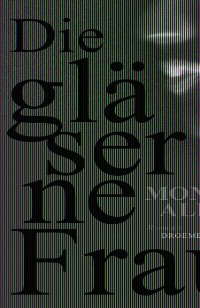 Cover Die gläserne Frau