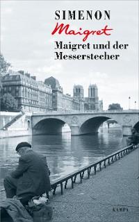 Cover Maigret und der Messerstecher