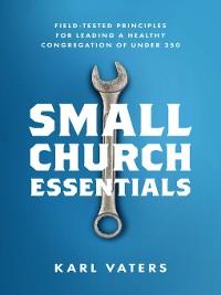 Cover Small Church Essentials