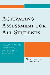 Cover Activating Assessment for All Students