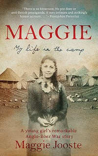 Cover Maggie: My Life in the Camp