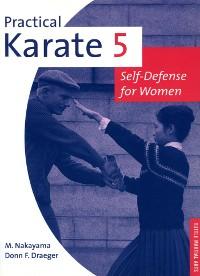 Cover Practical Karate Volume 5 Self-defense F