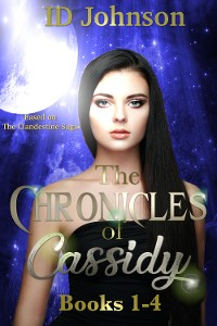 Cover The Chronicles of Cassidy Books 1-4
